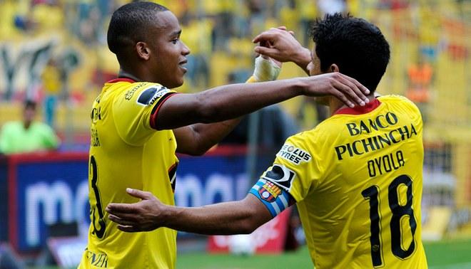 Barcelona SC vs Deportivo Cuenca EN VIVO ONLINE EN DIRECTO vía GOL ...