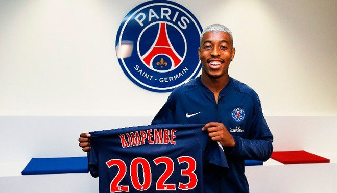Camiseta Paris Saint Germain Presnel KIMPEMBE