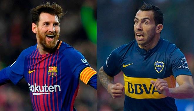 boca vs barcelona