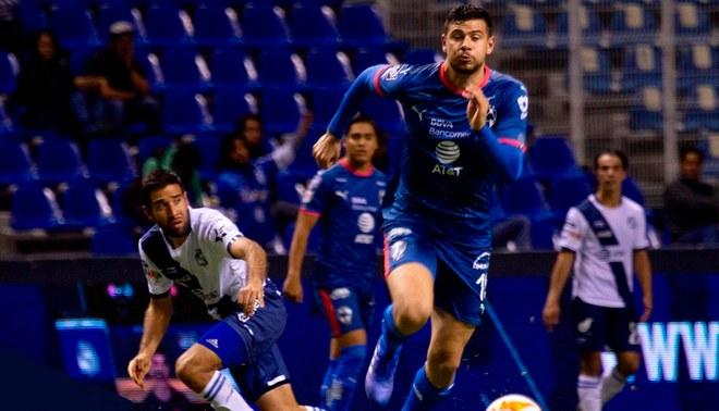 Puebla empató 1-1 ante Monterrey por la Copa MX [VIDEO]