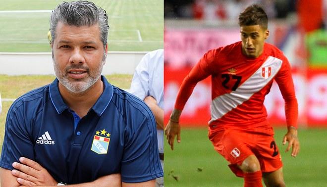 Carlos Benavides insiste con vuelta de Beto da Silva a Sporting Cristal