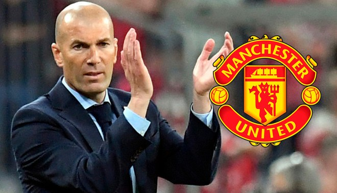 Zinedine Zidane: French coach is close to directing Manchester United