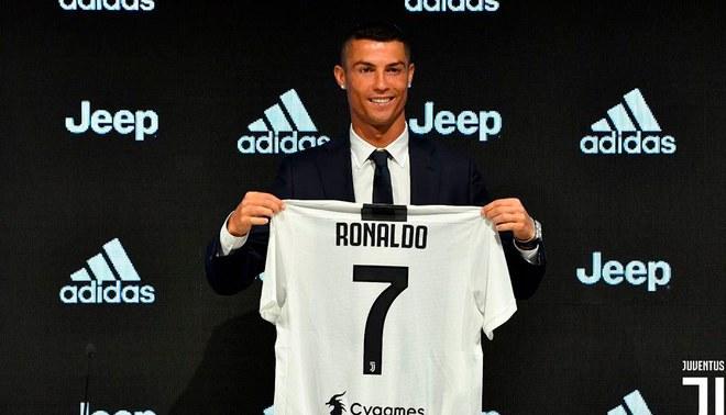 El hijo del 'Cholo' Simeone se rinde a los pies de Cristiano Ronaldo