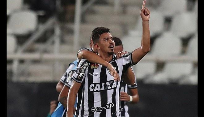 Botafogo venció 2-0 a Nacional y avanzó a octavos de final de la Copa Sudamericana [Resumen]