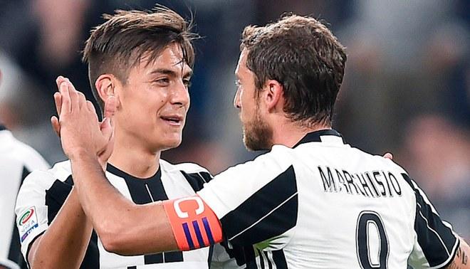 Paulo Dybala le dejó un sentido mensaje de despedida a Claudio Marchisio