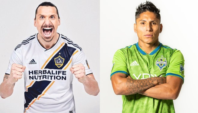 Seattle Sounders vs LA Galaxy LIVE ONLINE via ESPN: with Ruidíaz and Ibrahimovic by MLS