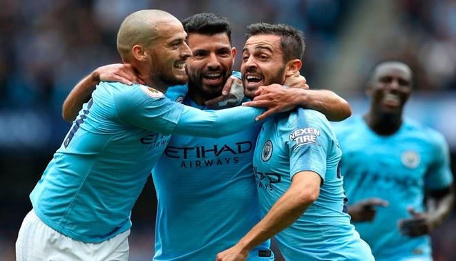 Manchester City vs Huddersfield EN VIVO: Sergio Agüero firma su doblete y pone el 3-0 [VIDEO]