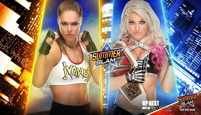 Wwe summerslam 2018 en vivo online v a fox action ronda for Libero com pe