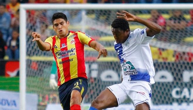 Morelia empató 1-1 ante Pachuca con gol de Irven Ávila en la Liga MX    libero.pe