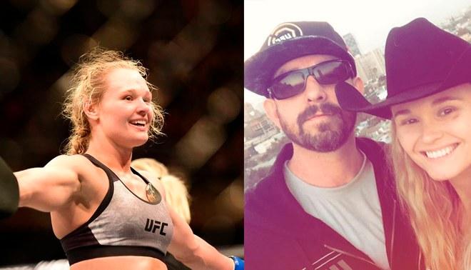 UFC: Andrea Lee fue agredida por esposo nazi y no se sabe cuándo volverá a luchar