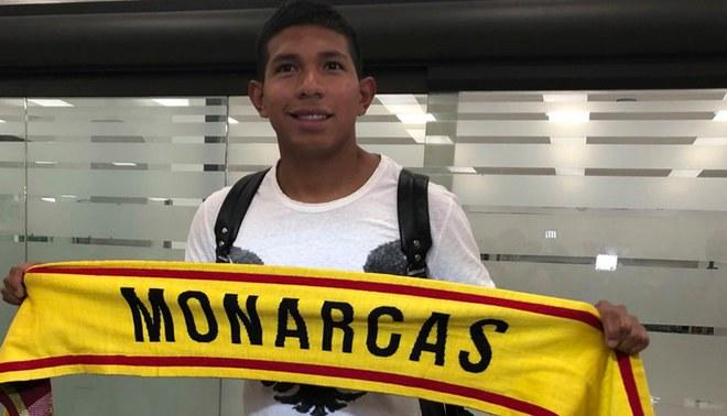 ¡LO ÚLTIMO! Edison Flores arribó a México para firmar por el Morelia [FOTOS]