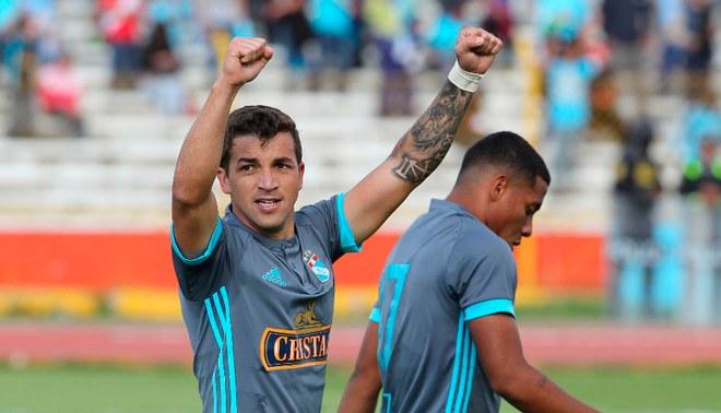 """Gabriel Costa: """"Es mi mejor momento, debo prepararme para lo que viene"""""""