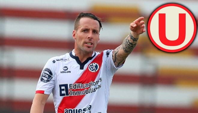 ¡Confirmado! Pablo Lavandeira es nuevo futbolista de Universitario