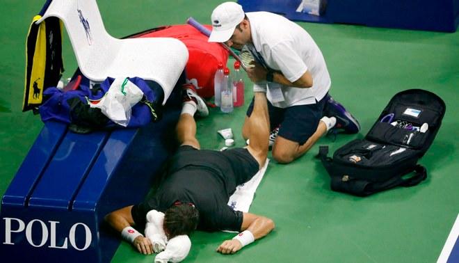 US Open, el 'infierno' en el que juegan los tenistas del torneo