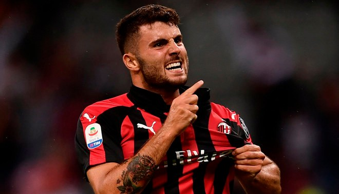 Patrick Cutrone (AC Milan) 1