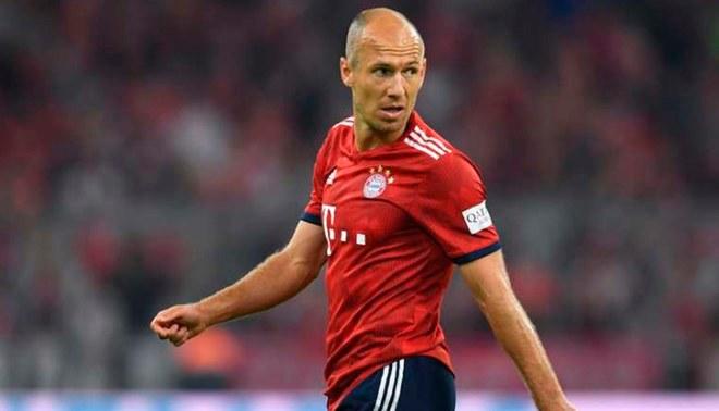 """Arjen Robben: """"No tengo por qué aceptar las decisiones del técnico"""""""