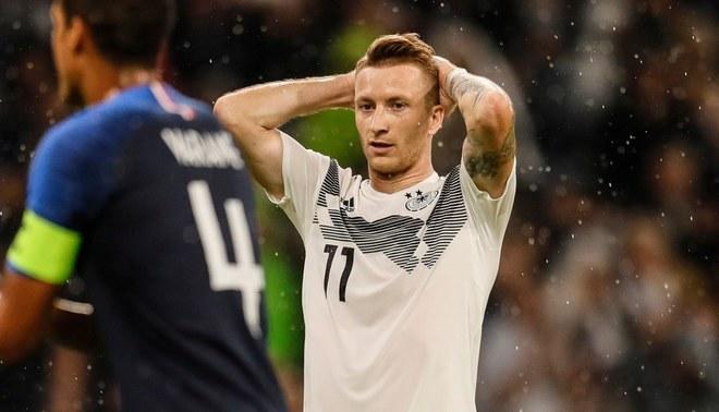 Alemania no pudo contra Francia y empató 0-0 por la Liga de Naciones