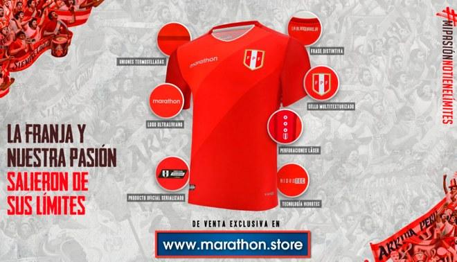 85f73a67bd23c Selección Peruana  ya se conoce el diseño de la camiseta alterna ...