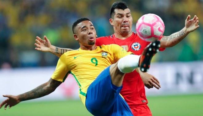 Selección de Chile pretende cerrar el año enfrentando a Brasil en un amistoso