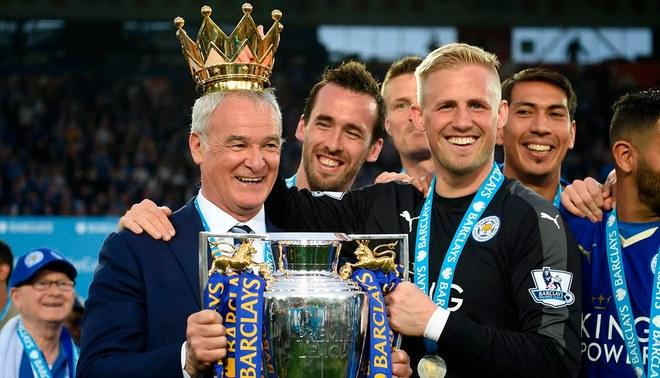 Proponen levantar una estatua de Claudio Ranieri en Leicester