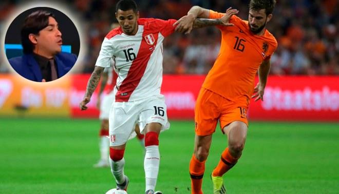 Comentarista argentino y su ácida crítica a la 'bicolor' tras perder ante Holanda [VIDEO]