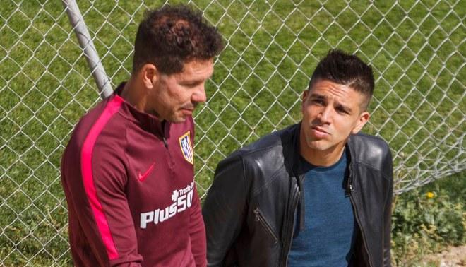 Diego Simeone reveló por qué nunca fichará a su hijo Giovanni para un club que dirija