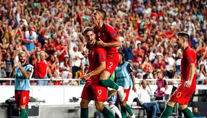 Portugal venció 1-0 a Italia en su debut en la UEFA Nations League [Resumen y vídeo]