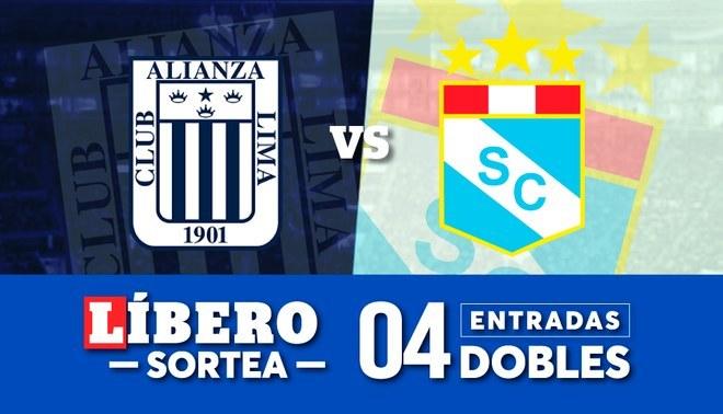 LISTA DE GANADORES: Líbero te lleva al partido de Alianza Lima vs Sporting Cristal