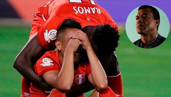 """Julio César Uribe destroza a Christian Cueva: """"De jugador extraordinario no tiene nada"""" [VIDEO]"""