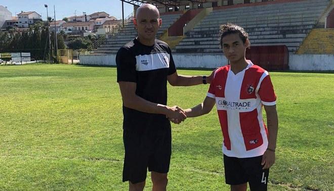 De la selección Sub 17 a Portugal: Joven promesa jugará en Europa