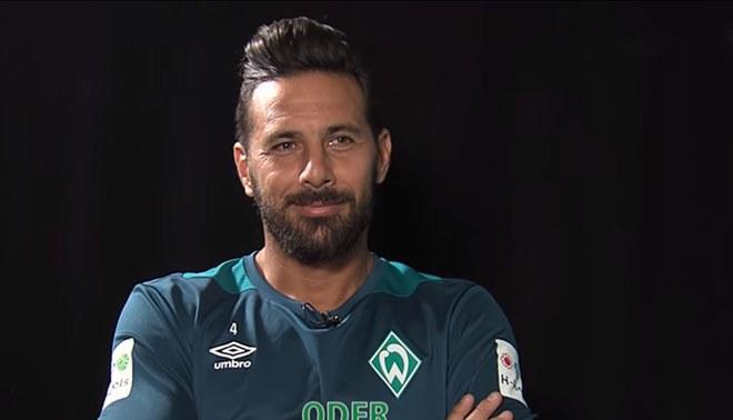 Claudio Pizarro escogió a su equipo favorito ¿Alianza Lima, Bayern Múnich o Werder Bremen?