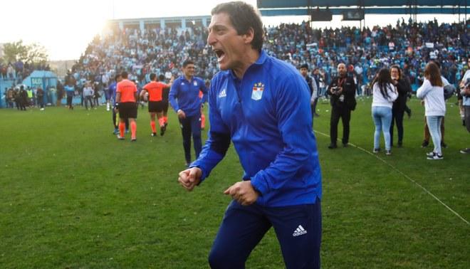 Mario Salas y su once titular para tumbarse a Alianza Lima