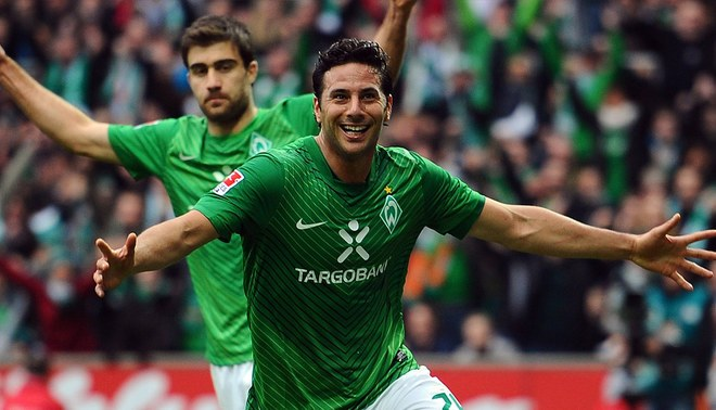 werder bremen vs nuremberg en vivo en directo online v a fox sports con claudio pizarro por la. Black Bedroom Furniture Sets. Home Design Ideas