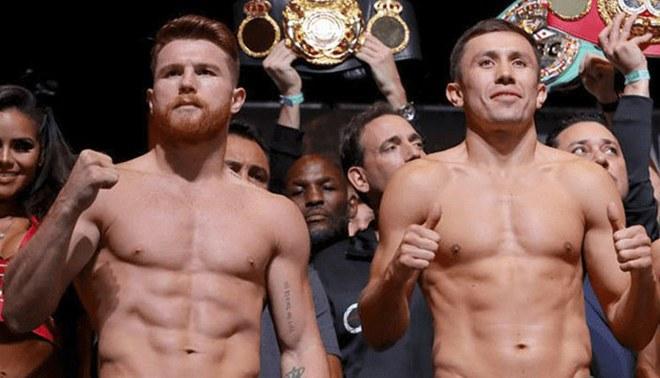 'Canelo' Álvarez vs Golovkin EN VIVO pelea de box de revancha en T-Mobile de Las Vegas