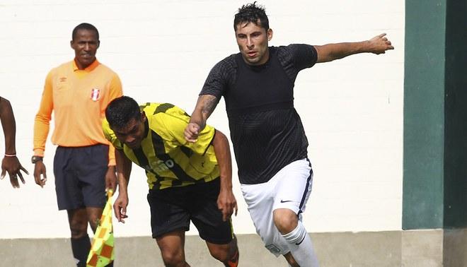 Mario Velarde sería la novedad en el once de Alianza Lima ante Unión Comercio
