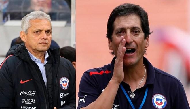 ¡Ojo Sporting Cristal! Mario Salas es fijo para la Selección Chilena si se va Reinaldo Rueda