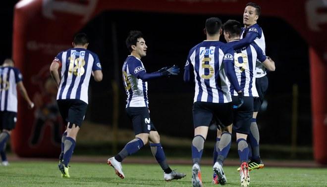 Alianza Lima tiene en el tridente uruguayo la carta de gol