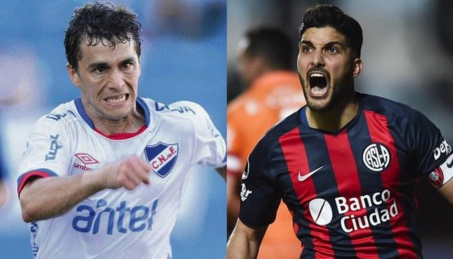San Lorenzo vs. Nacional EN VIVO: por el pase a cuartos de final de Copa Sudamericana