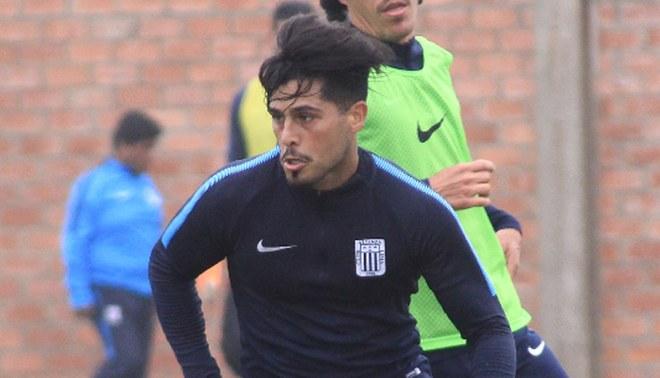 Maximiliano Lemos apunta a seguir en Alianza Lima el próximo año