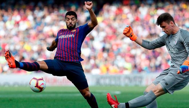 67f7b3745d6ea Barcelona vs Athletic Bilbao EN VIVO ONLINE EN DIRECTO por DirecTV Sports   con Luis Suárez