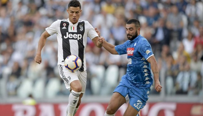 Image Result For Napoli X Juventus En Vivo 2019