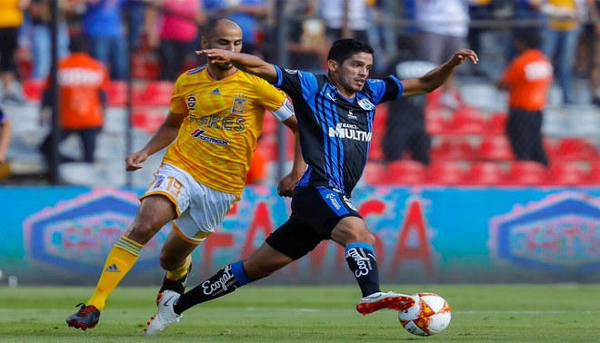 Tigres venció 2-0 de forma contundente al Querétaro por la LIGA MX [RESUMEN Y GOLES]