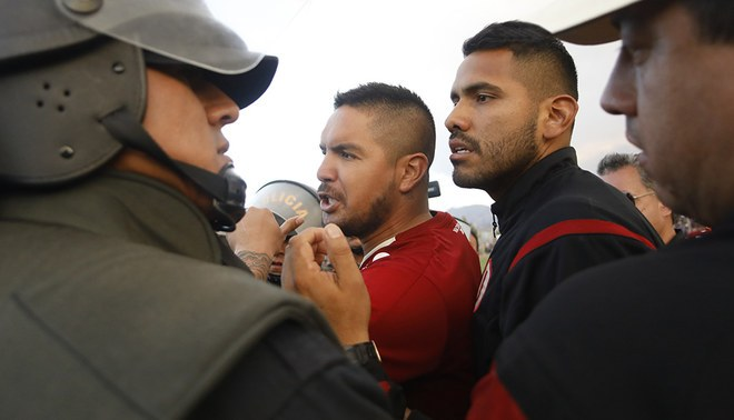 Universitario se mantiene fuerte en su lucha por salvarse del descenso
