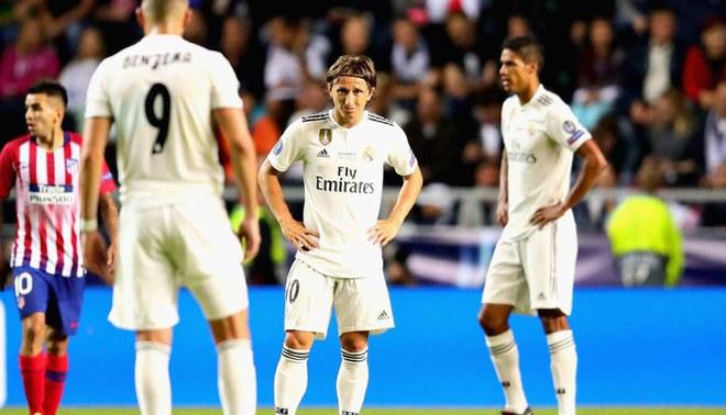 Real Madrid  La preocupante cifra que alcanzó el equipo de Julen Lopetegui ba0f0cc8d1b46