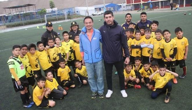 Academia Deportiva Cantolao participará en prestigioso torneo en China el próximo año