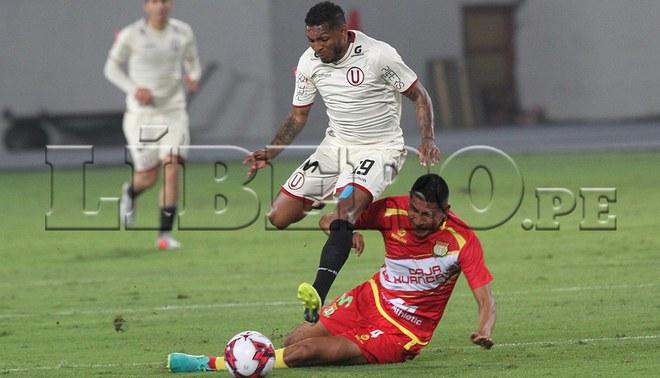 Universitario venció 1-0 a Sport Huancayo con gol de Germán Denis por el Torneo Clausura [VIDEO RESUMEN]