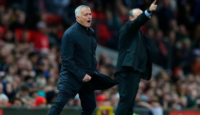 """José Mourinho tras victoria sobre Newcastle United """"tengo contrato hasta el 2020"""""""