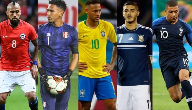 Fecha FIFA EN VIVO: horarios, canales, programación y resultados de los amistosos