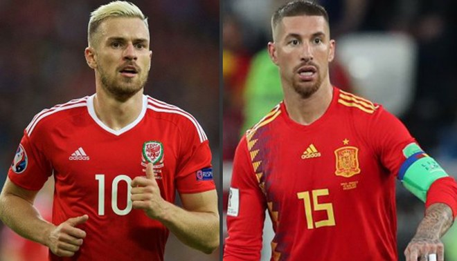 Image result for wales vs spain