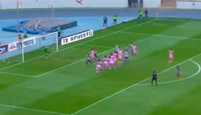Alianza Lima vs Sport Boys: así fue el golazo de tiro libre de Maximiliano Lemos [VIDEO]